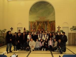 La comunità filippina di Santa Croce