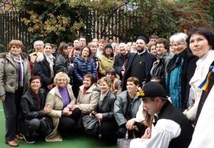 La comunità romena della chiesa Sacro Cuore Immacolato di Maria