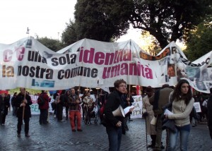 Manifestazione antirazzista 14 gennaio - immagine 3