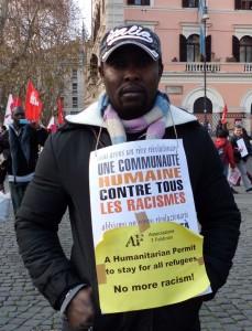 Manifestazione antirazzista 14 gennaio - immagine 2