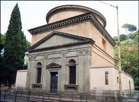 La chiesa copta di Sant'Andrea del Vignola