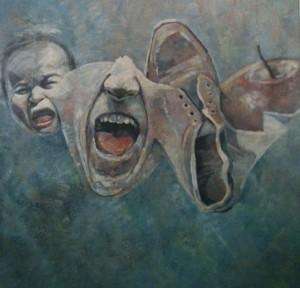 Paolo Stefanelli - Frammento del lamento