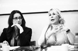 Emanuela Ferreri e Antonella Appiano - foto di Raimondo Luberti