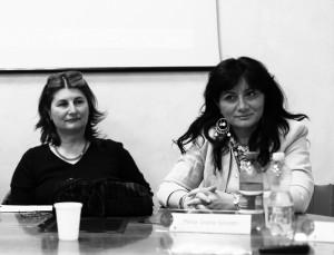 Anna Tozzi Di Marco e Maria Grazia Silvestri - foto di Raimondo Luberti