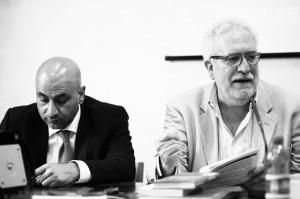 Abdelaziz Shady e Roberto Gritti - foto di Raimondo Luberti