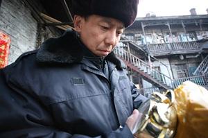 Il protagonista del film, Yu Liqing