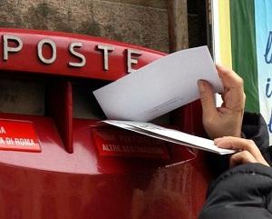La documentazione per chiedere la concessione della cittadinanza italiana può essere spedita anche tramite raccomandata con ricevuta di ritorno