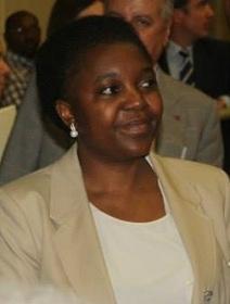 Cécile Kyenge, ministro dell'integrazione