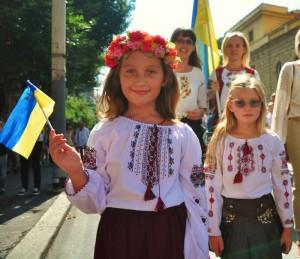 Alla scuola ucraina Prestigio suona il primo campanello