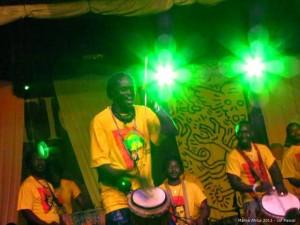 Mbar Ndiaye - Foto: Mama Africa 2013