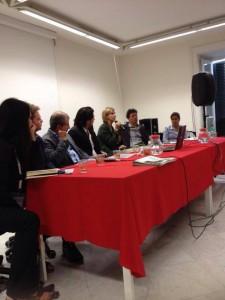 """Panel """"Giornalismo sociale e giornalisti di seconda generazione: quando l'integrazione passa attraverso i media"""""""