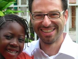 Il dottor Claudio Beltramello, uno dei tanti Medici con l'Africa