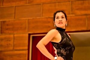 Sayuri Banaag, vincitrice del concorso