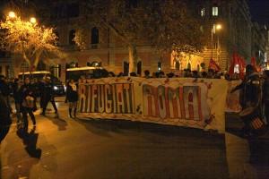 RIFUGIATI ROMA - via Cavour