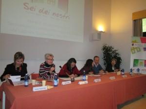 Paola Piva parla a