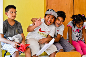 I bambini di Tarallandia