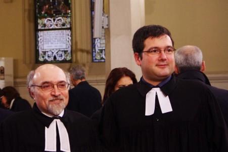 Antonio Adamo ed Emanuele Fiume