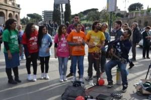 Attivisti rom e sinti