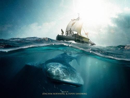 Nordic Film Fest all'insegna dell'avventura. La locandina di Kon-Tiki