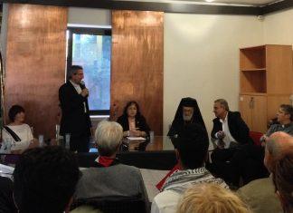 All'ambasciata palestinese di Roma una tavola rotonda per illustrare il punto di vista dei cristiani sul conflitto israelo palestinese