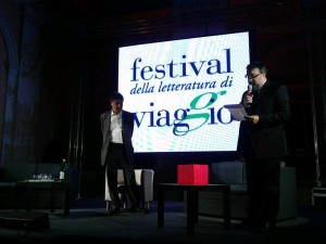 La premiazione di Claudio Magris