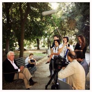 Intervista a Bernardo Valli