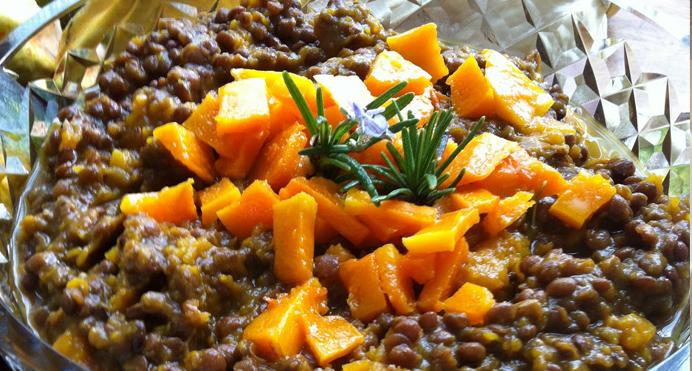 Cucina ricette zucca