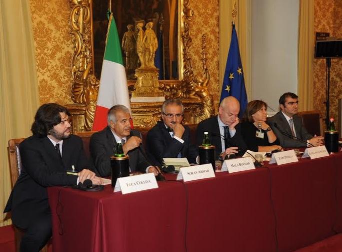 Il parlamento italiano in prima linea di fronte all for Lavorare al parlamento italiano