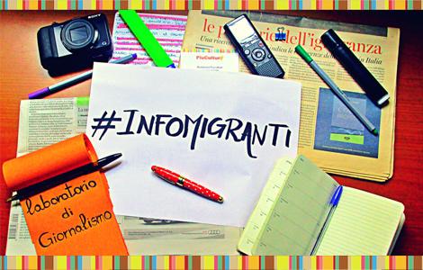Infomigranti: corso gratuito di giornalismo e comunicazione interculturale promosso dal giornale online Piuculture a Roma