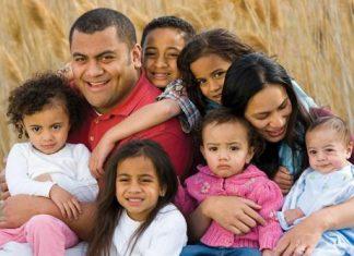 Assegni famigliari per famiglie numerose