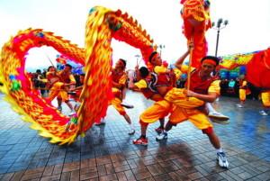 Capodanno cinese 2015 – Roma saluta l'anno della capra con due eventi al Teatro Orione e allo Sheraton Golf Parco de' Medici Hotel