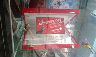 Nel 2009 Margarita ha vinto il premio Money Gram Award