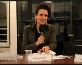 Katiuscia Carnà autrice del libro