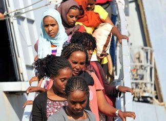 Gli sbarchi delle donne(da leonardo.it)
