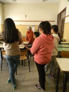 Anna crisi e studenti