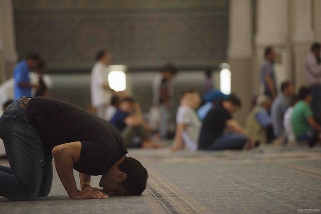 Ramadan 2015 grande moschea di Roma