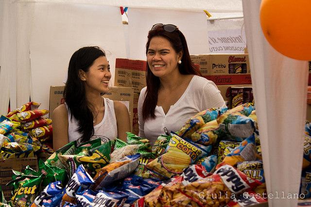 incontrare donna filippine