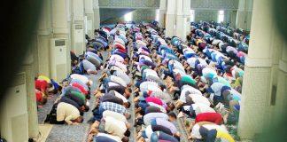 Ramdan alla Grande Moschea di Roma