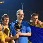 Mundialido 2015 torneo di calcio Roma Ucraina