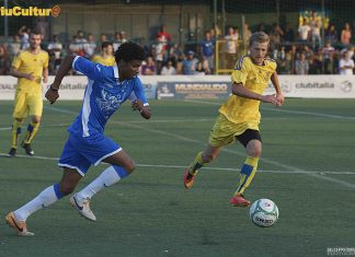 Mundialido 2015 torneo di calcio Roma Capo Verde