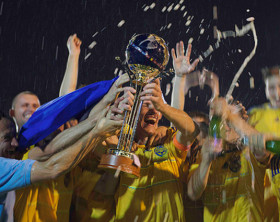 Mundialido 2015: Ucraina campione