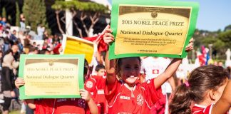 Millecolori, festa-torneo allo stadio dei Marmi, calcio e intercultura da 32 nazioni. Foto di Marcello Valeri