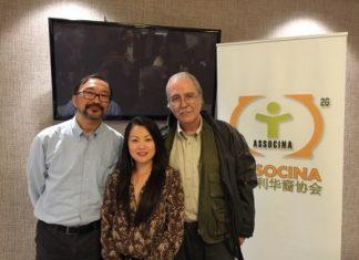 associna 1. convegno Roma 10 ottobre con Lifang Dong