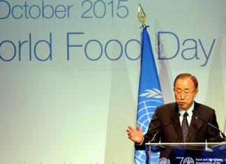 Ban Ki Moon a Expo