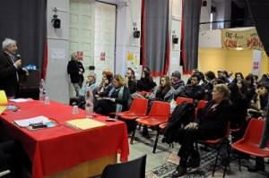 convegno integrazione linguistica della Casa dei Diritti Sociali venerdì 4 dicembre