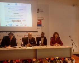 """Silvia Costa, Fiona May, Xavier Jacobelli, Rita Visini relatori a """"oltre i limiti lo sport che unisce"""""""