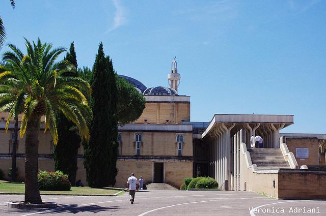 Grande Moschea di Roma, foto di Veronica Adriani