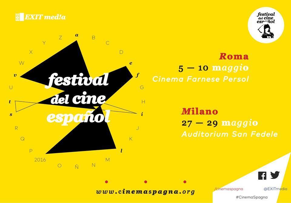 Festival del cinema spagnolo.