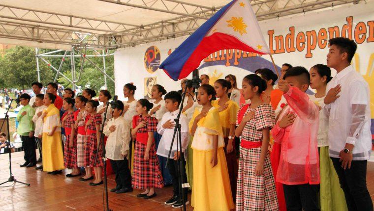 Festa nazionale filippina 2016