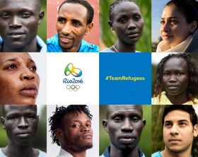 Team Refugees, la prima squadra formata da atleti rifugiati